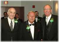 Joe Altobelli, Arnold Palmer, and Jim Boeheim