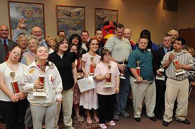 School of the Holy Childhood Awards Ceremony, May 2008